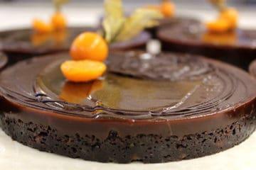 Bakels RTU Chocolate Ganache