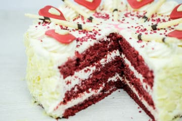 Bakels Red Velvet Cake Mix