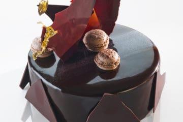 Bakels Diamond Glaze Chocolate