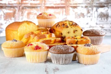 Cakes, Muffins & Sponge Products