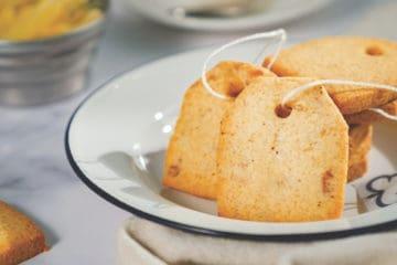 Teh Halia Cookies